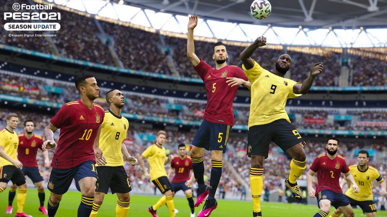 eFootball PES 2021: i migliori giovani calciatori divisi per ruolo