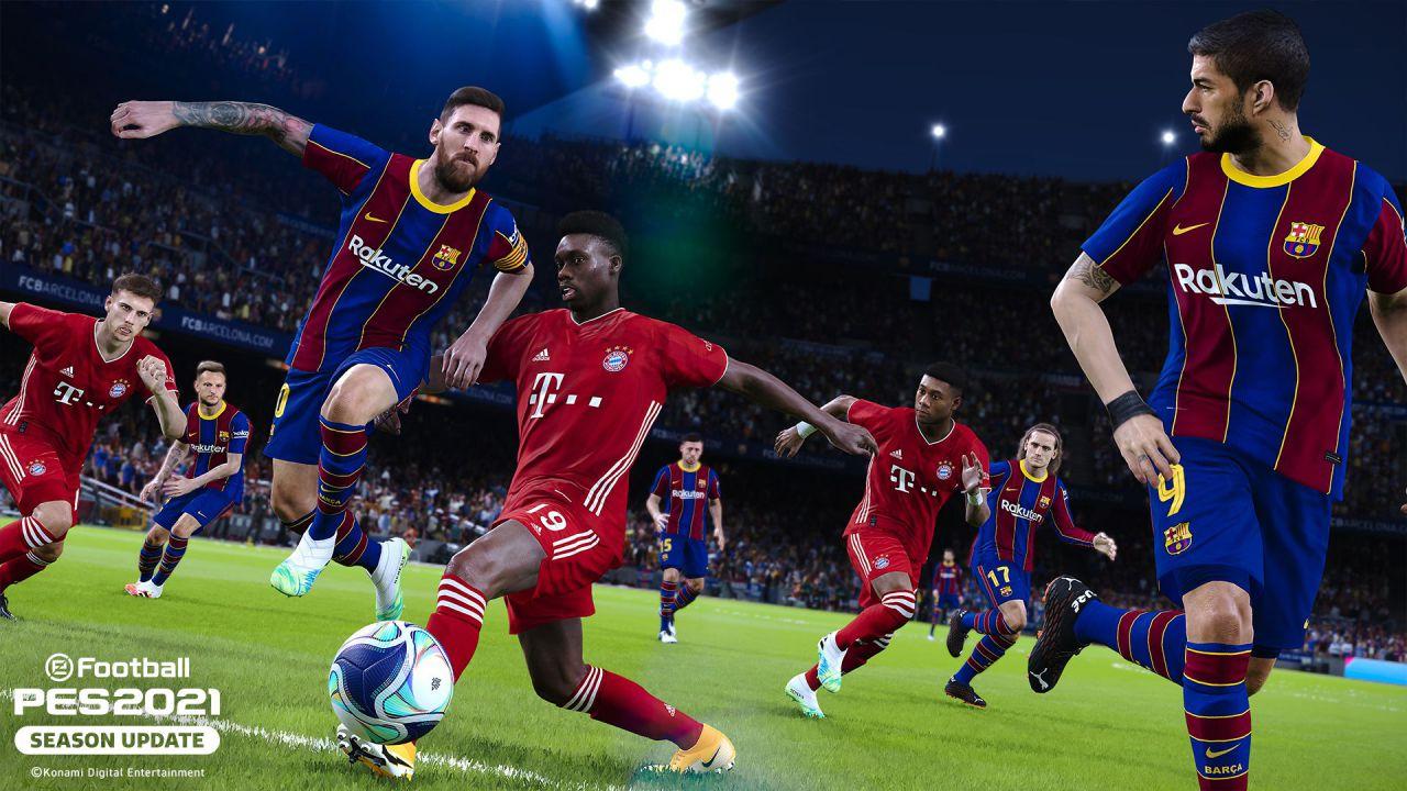 eFootball PES 2021, MyClub: come acquistare nuovi giocatori