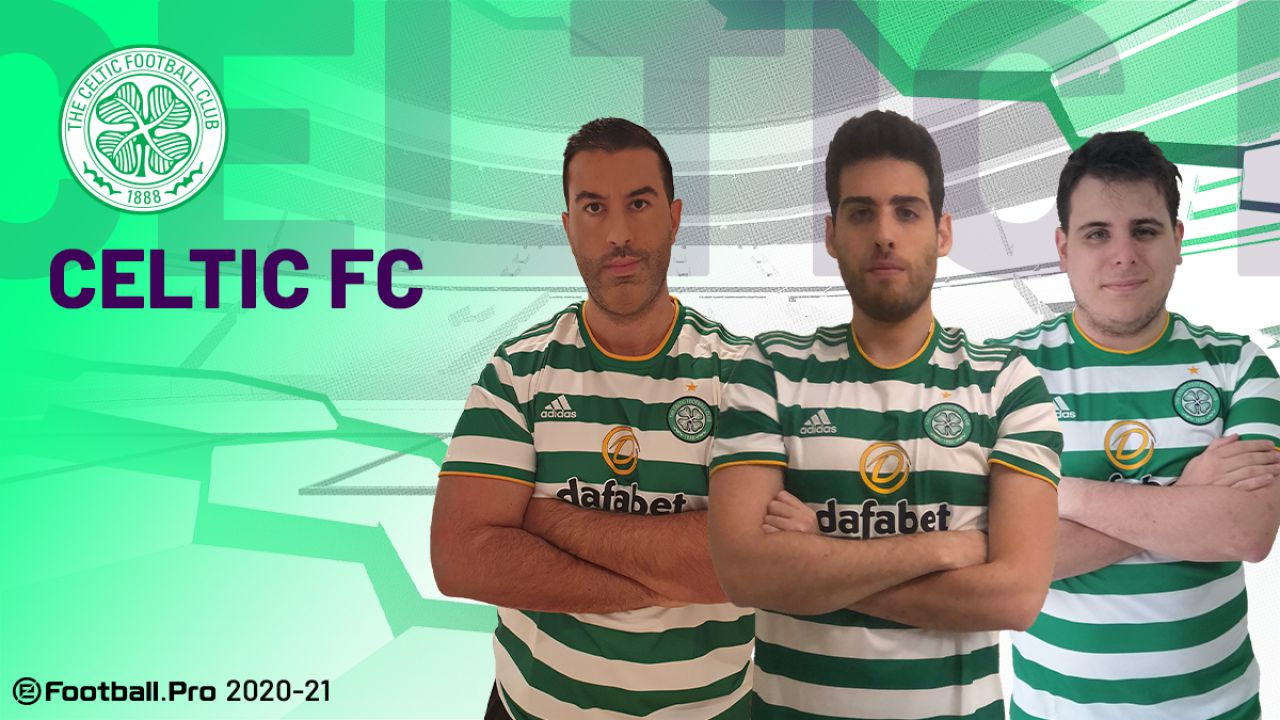 eFootball.Pro: Il talent Pro2Be Umberto Frusciano firma con il Celtic Glasgow
