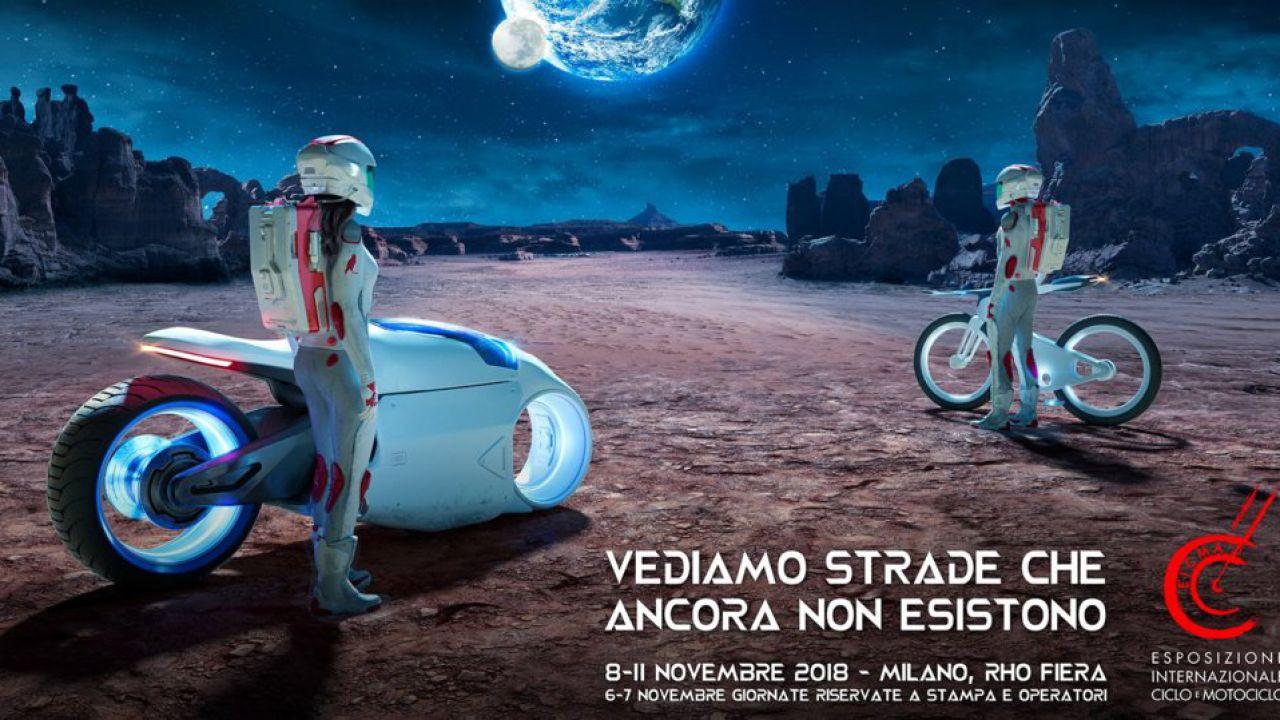 EICMA 2018: date e informazioni sulla fiera delle due ruote a Milano