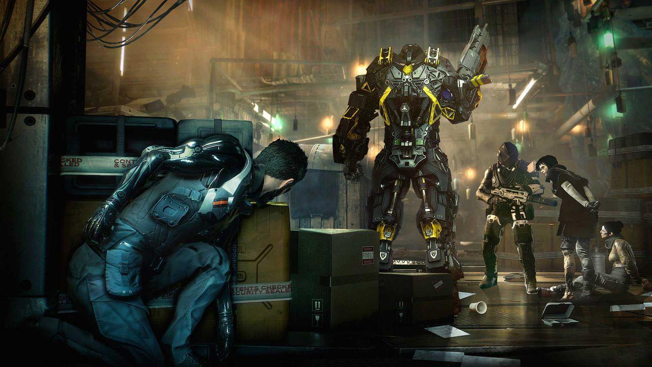 Eidos: Video per Deus Ex Mankind Divided e nuovi progetti all'E3 2016