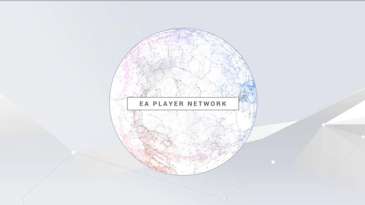 Electronic Arts annuncia l'EA Player Network