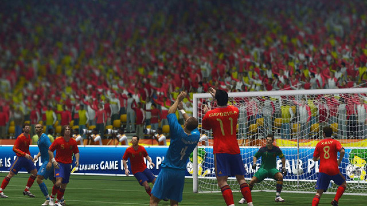 Electronic Arts annuncia ufficialmente 2010 Fifa World Cup South Africa