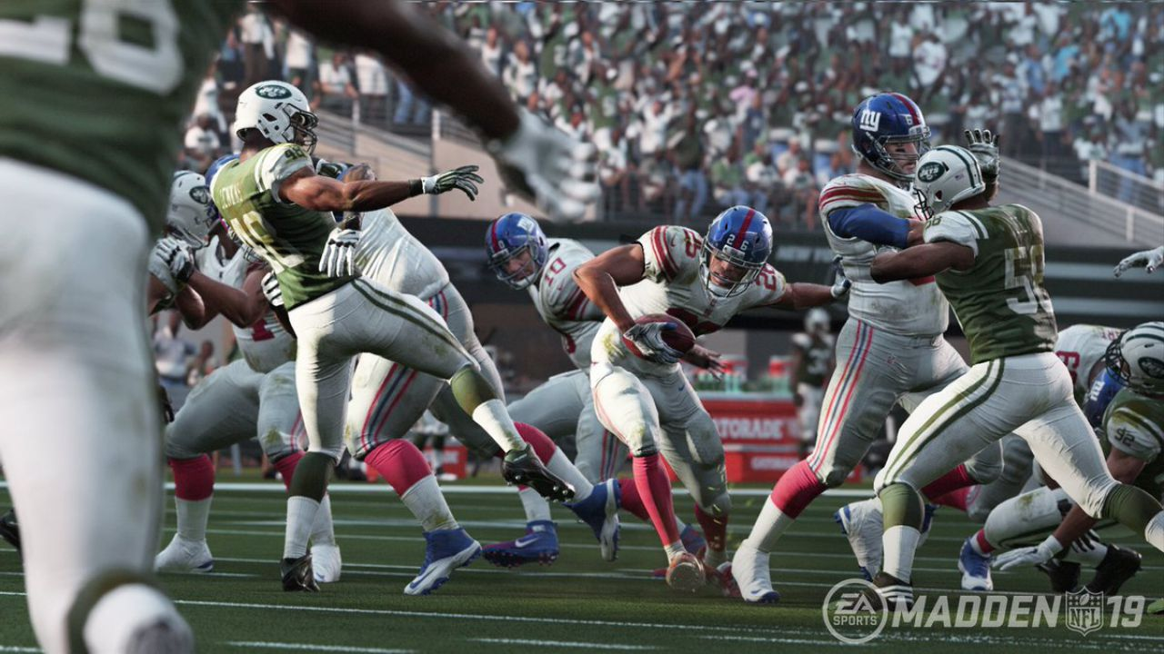 Electronic Arts ha annunciato Madden NFL 19 per PlayStation 4 e Xbox One