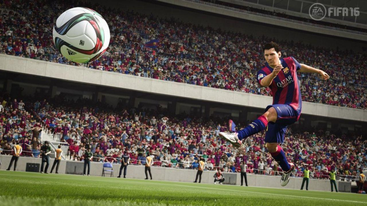 Electronic Arts ha presentato le novità di FIFA 16