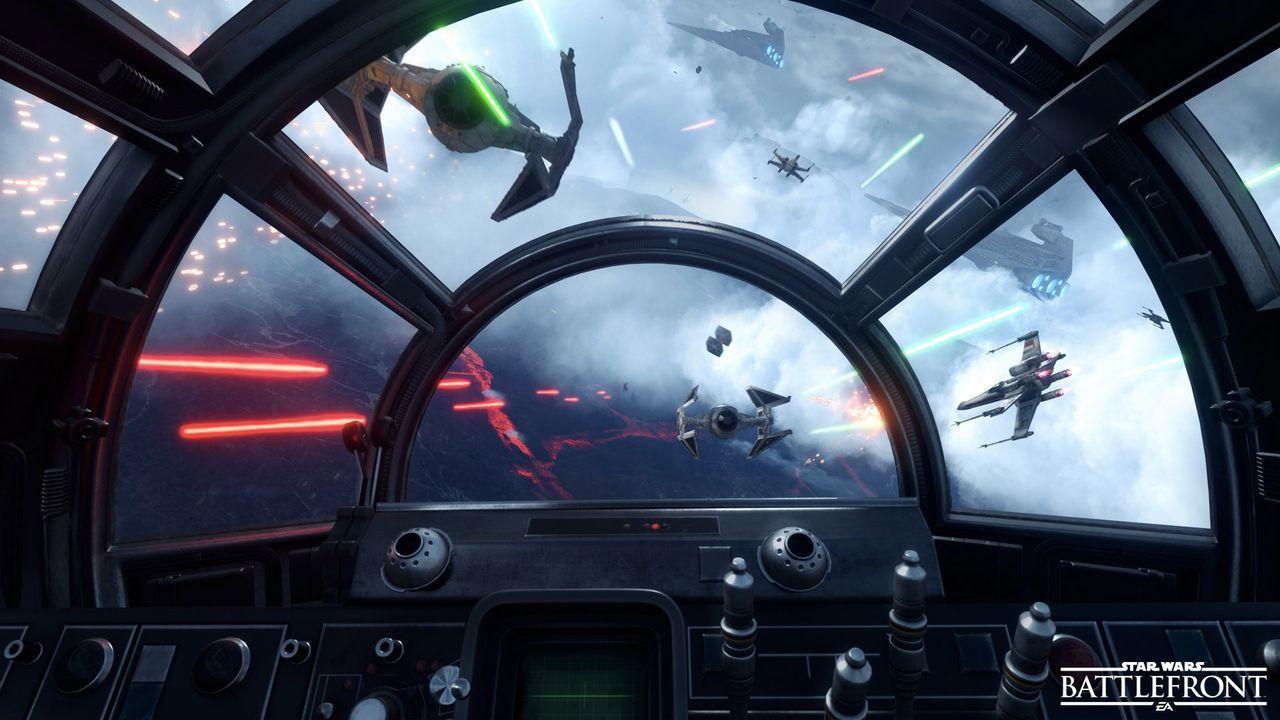 Electronic Arts rivela le impressionanti statistiche della beta di Star Wars Battlefront