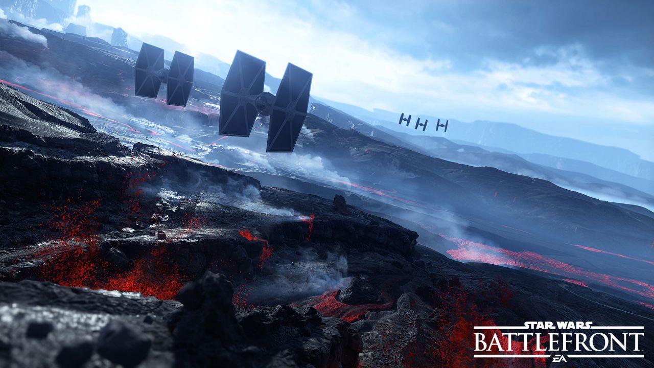 Elenco delle armi e dei veicoli accessibili nella closed alpha di Star Wars Battlefront