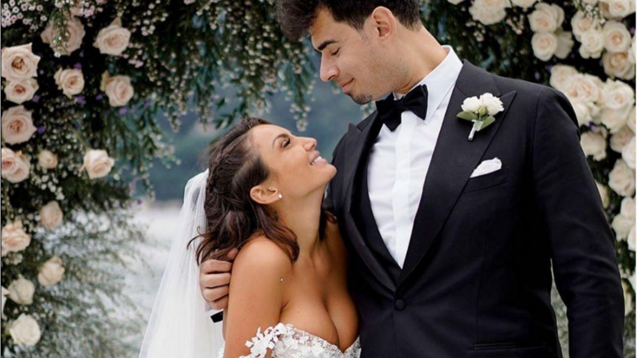 Elettra Lamborghini si è sposata: riviviamo insieme le sue nozze con Afrojack