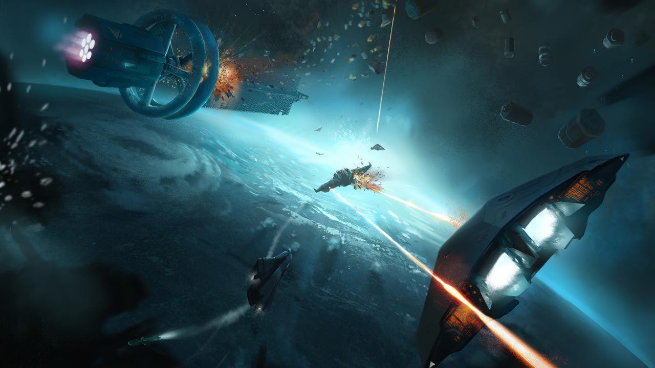 Elite Dangerous arriverà in estate su Xbox One