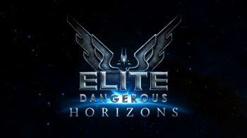 Elite: Dangerous: un breve trailer per Horizons