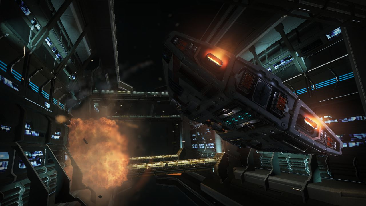 Elite Dangerous entra in fase beta anche su Mac OS X
