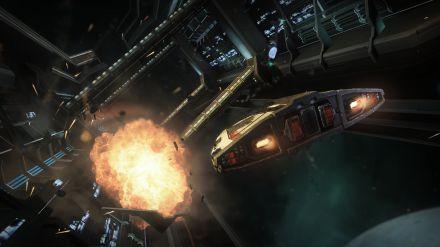 Elite Dangerous in offerta su Steam fino al primo dicembre