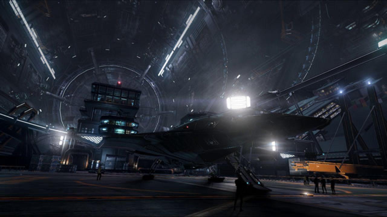 Elite: Dangerous: pubblicate le prime immagini in-game