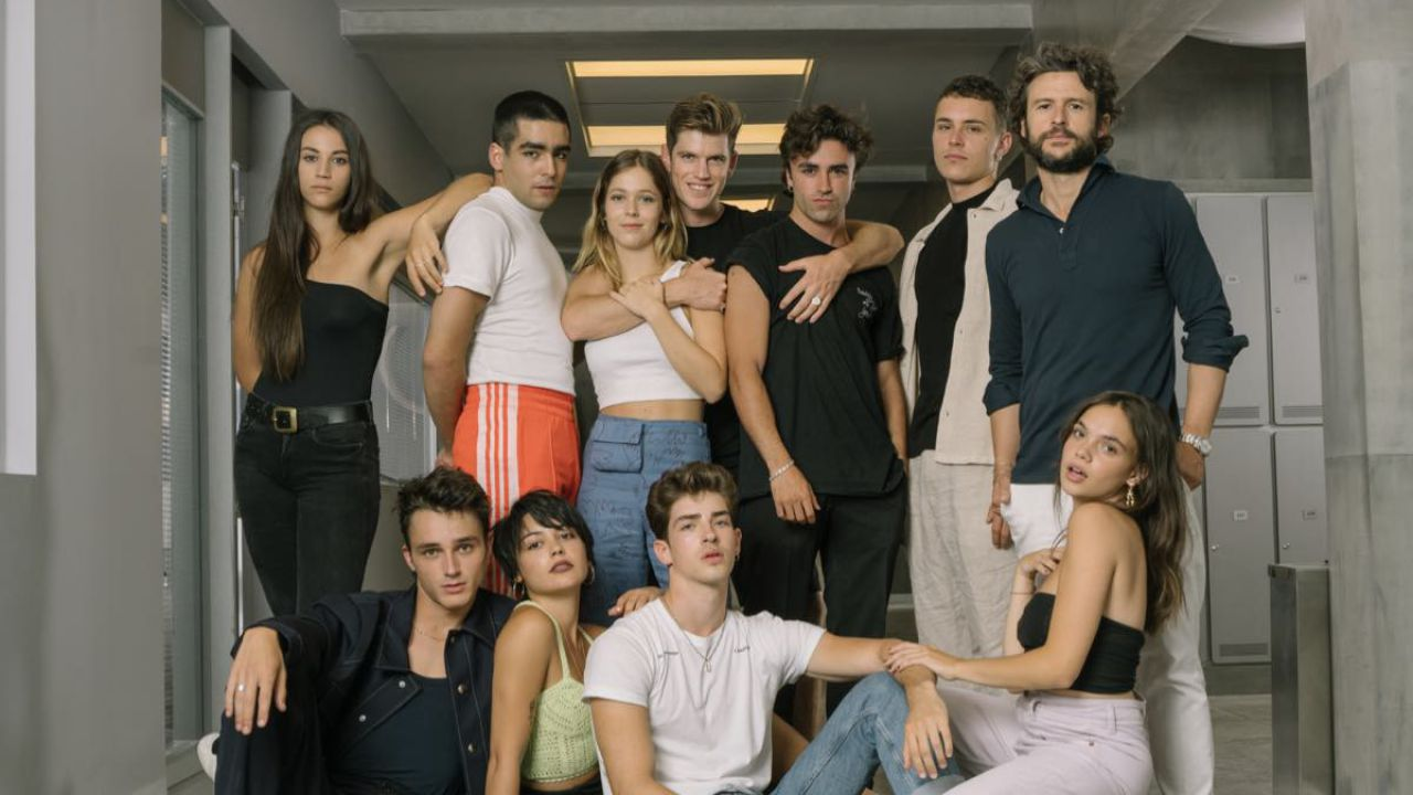 Élite, quattro new entry nel cast della quarta stagione: ecco chi sono