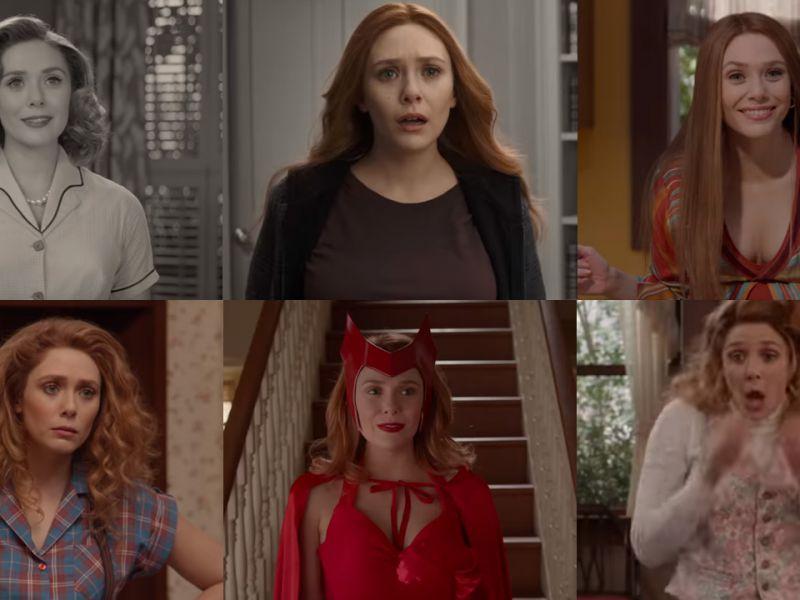 Elizabeth Olsen: 5 curiosità sulla protagonista di WandaVision