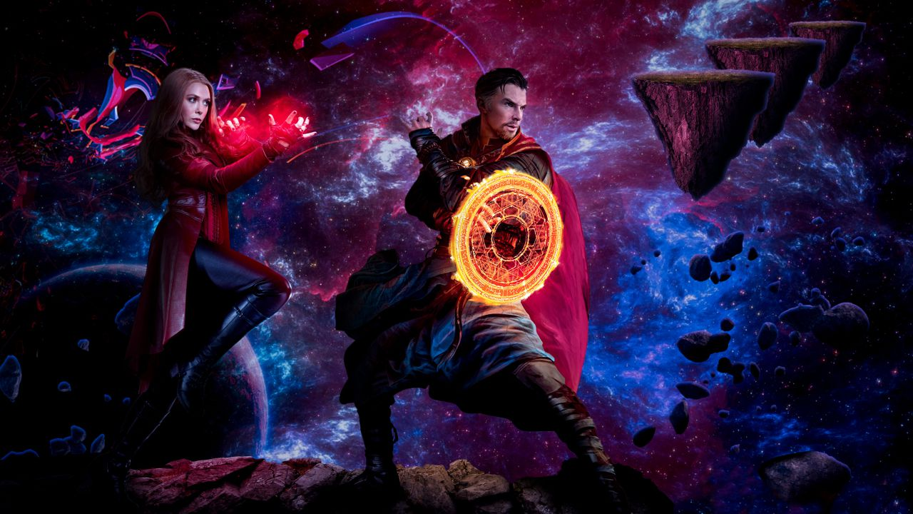 Elizabeth Olsen su WandaVision: 'È una naturale progressione verso Doctor Strange 2'