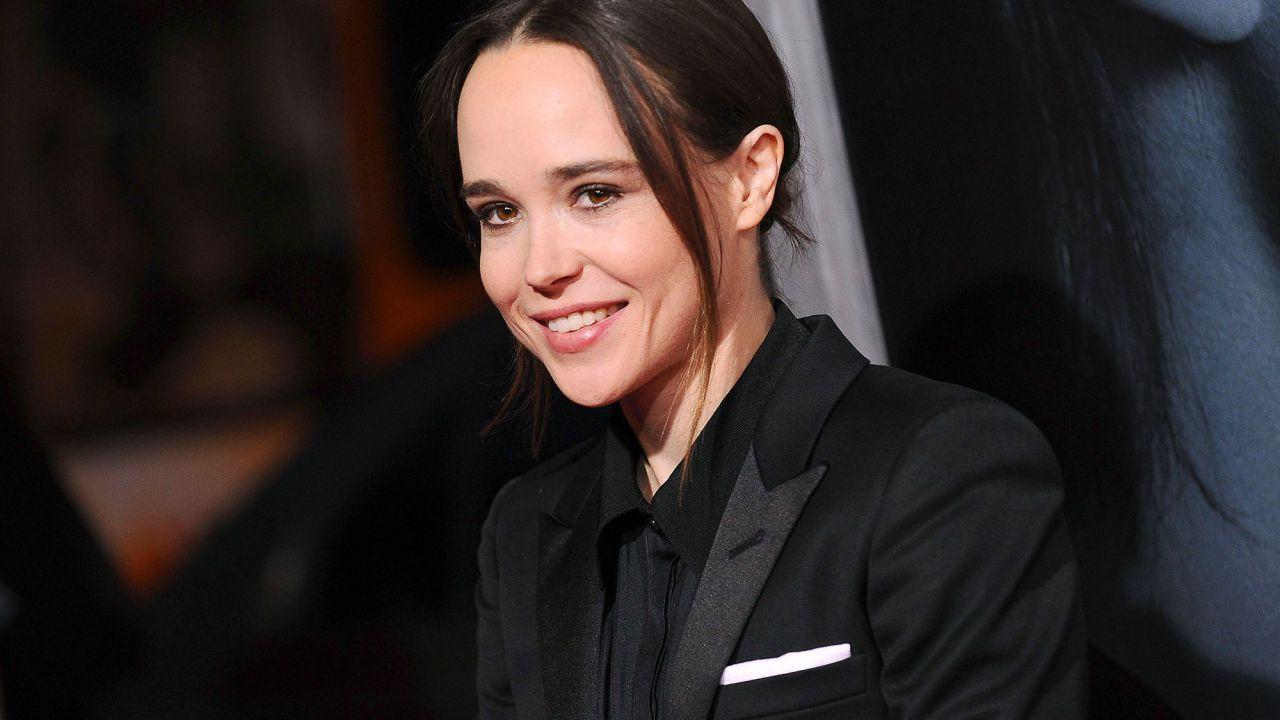 Ellen Page, la star di Umbrella Academy annuncia: 'Sono transgender, chiamatemi Elliot'
