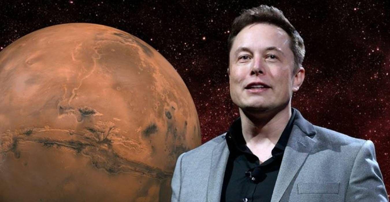 """Elon Musk si è appena autodichiarato """"Imperatore di Marte"""""""