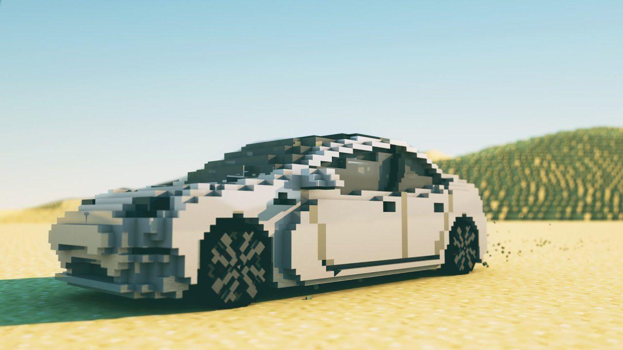 Elon Musk vuole Minecraft sulle auto Tesla: in arrivo Unity e Unreal