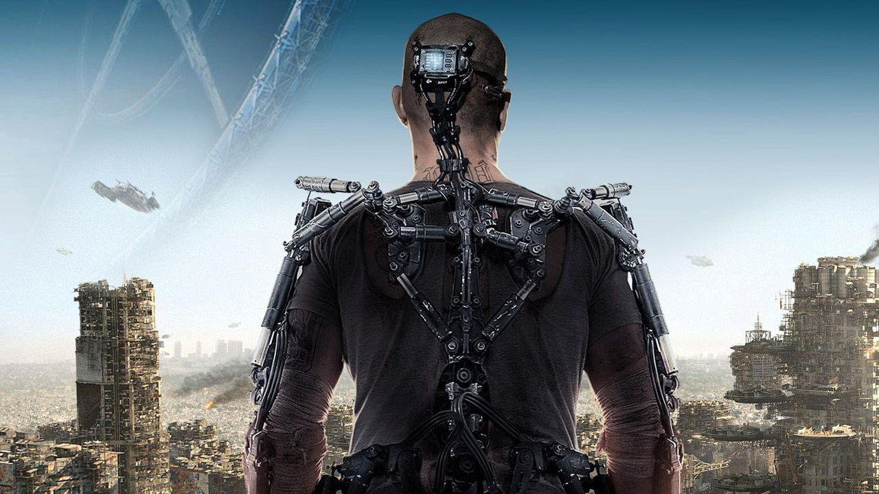 Elysium: scopriamo insieme alcune curiosità sul film con Matt Damon