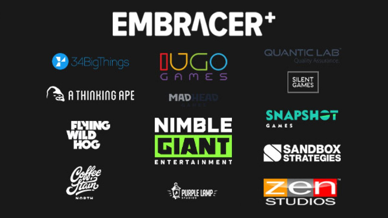 Embarcer Group acquista 34BigThings, Flying Wild Hog, Zen Studios e tanti altri studio