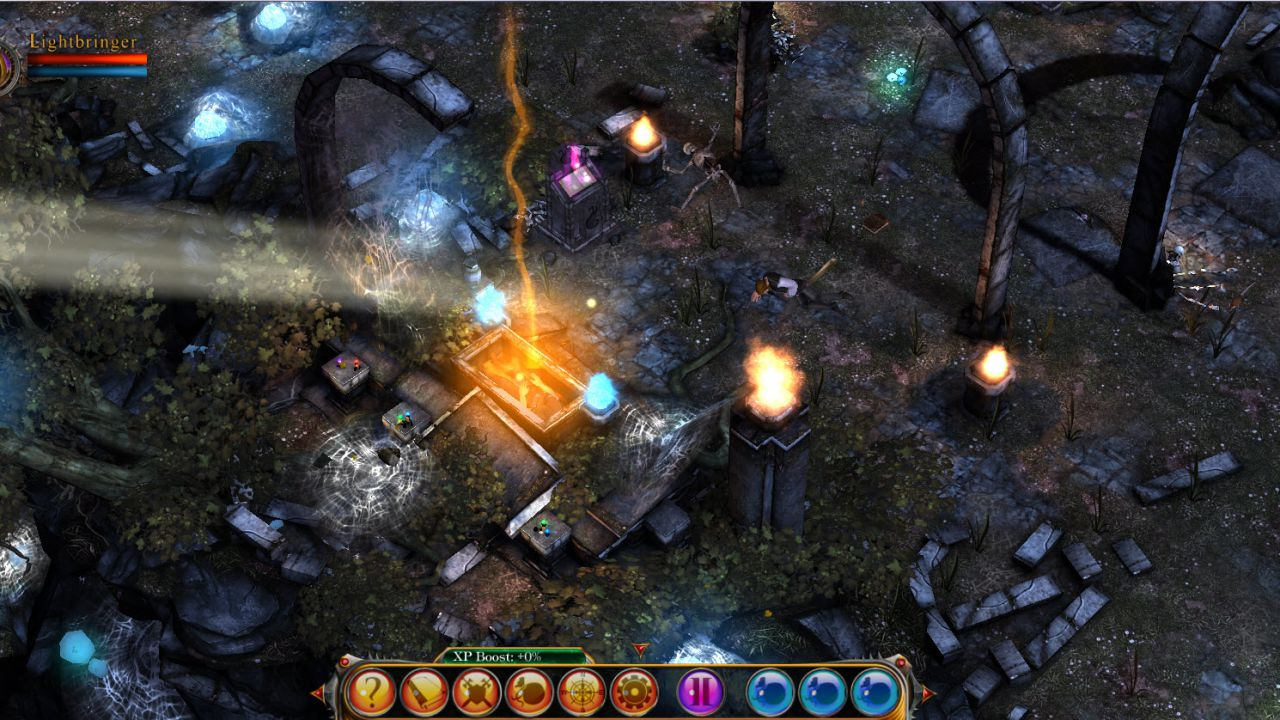 Ember è disponibile da oggi su Steam