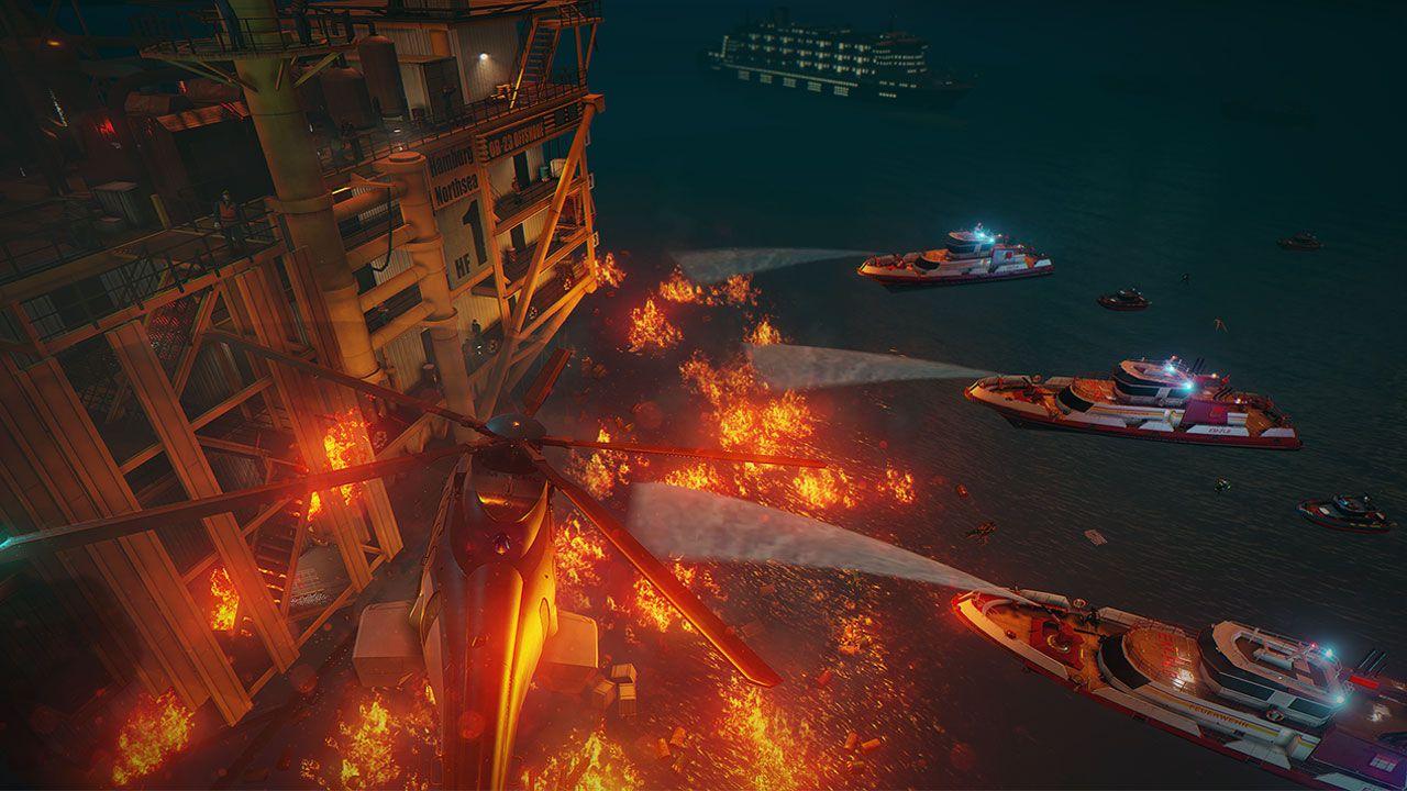 Emergency 5: screenshot e dettagli sul gioco