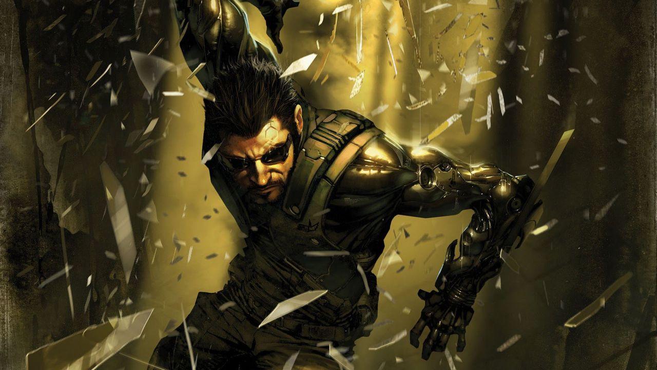 Emergono i primi dettagli sul Season Pass di Deus Ex Mankind Divided
