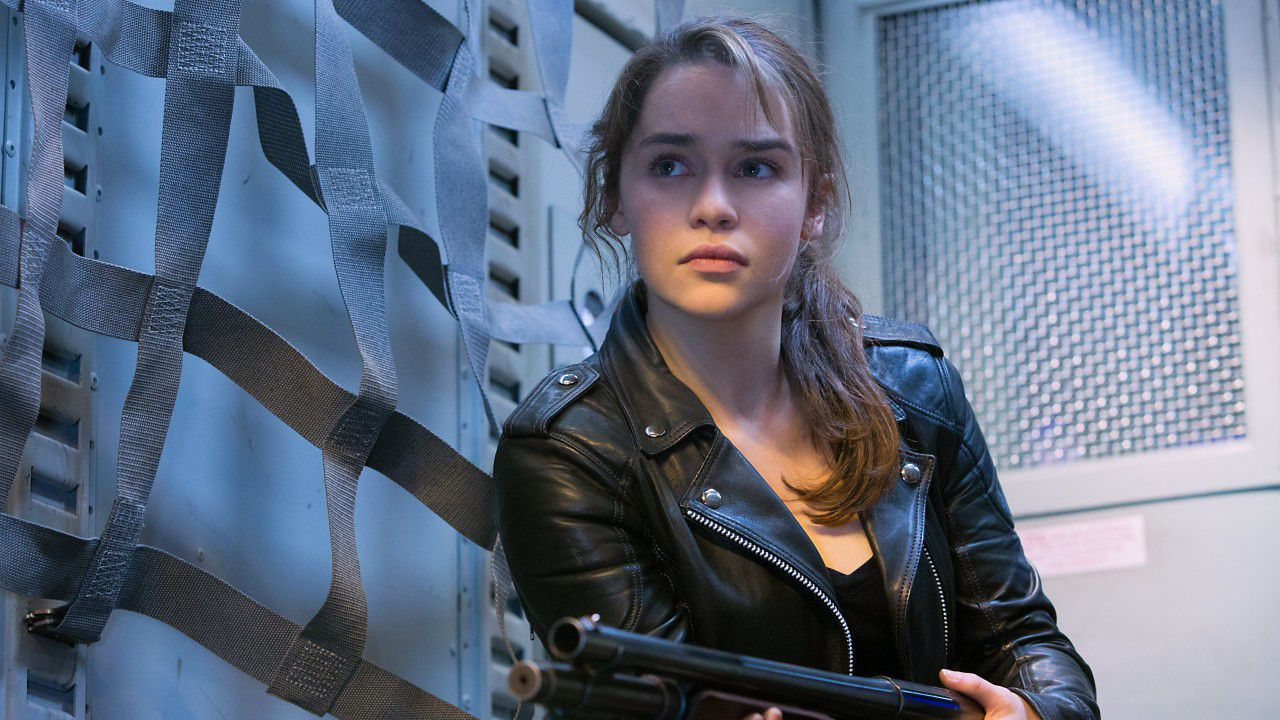 Emilia Clarke felice che Terminator Genisys sia stato un flop