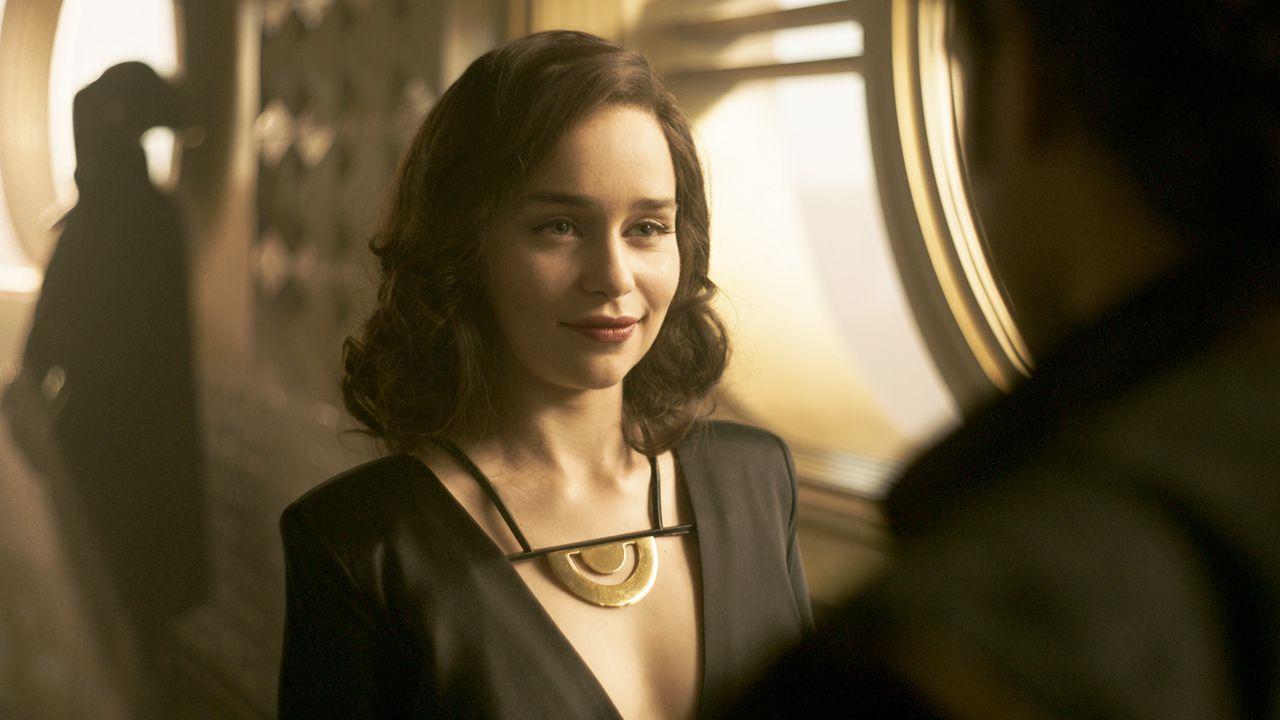 Emilia Clarke si prende una pausa dai franchise dopo Star Wars e Game of Thrones