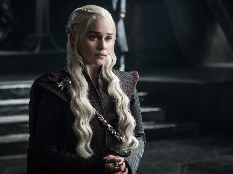 Emilia Clarke risponderà alle domande su Game of Thrones durante un evento di beneficenza