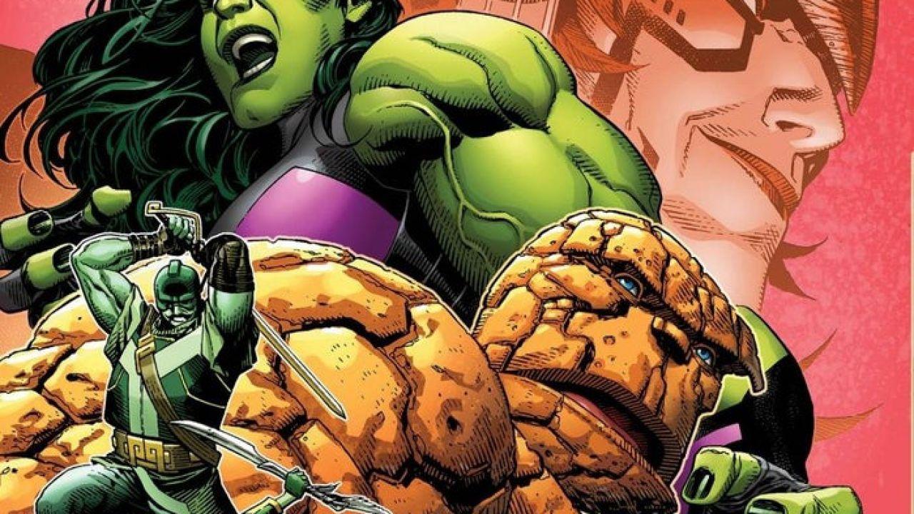 Empyre: la Marvel suggerisce un importante colpo di scena nella sinossi del quarto numero