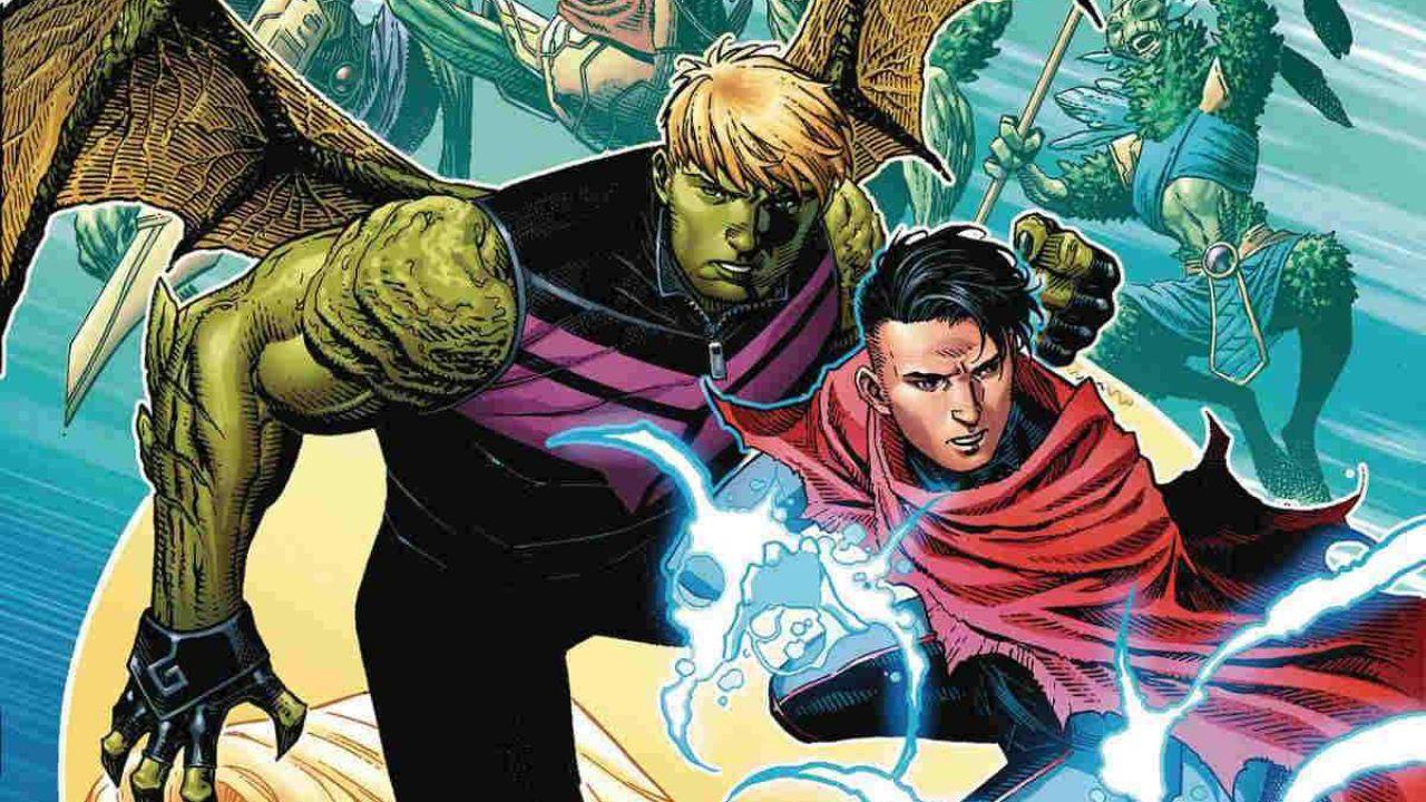 Empyre: il quarto numero conferma l'unione di due Young Avengers