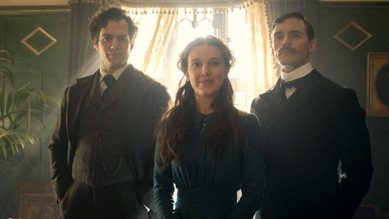 Enola Holmes, la data di uscita è da scoprire nel teaser condiviso da Henry Cavill