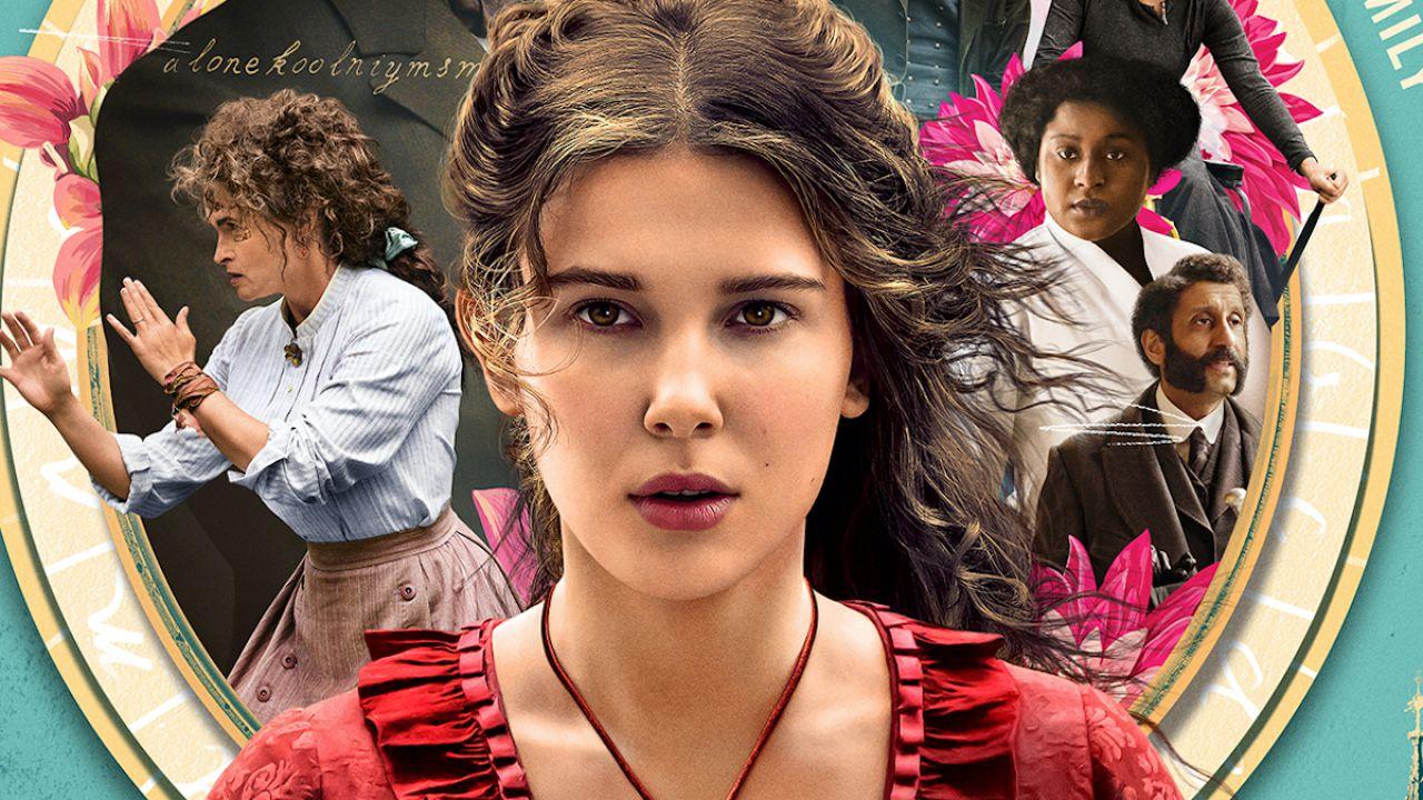 Enola Holmes, nuovo successo per Netflix: il film fa il pieno di voti su Rotten Tomatoes!