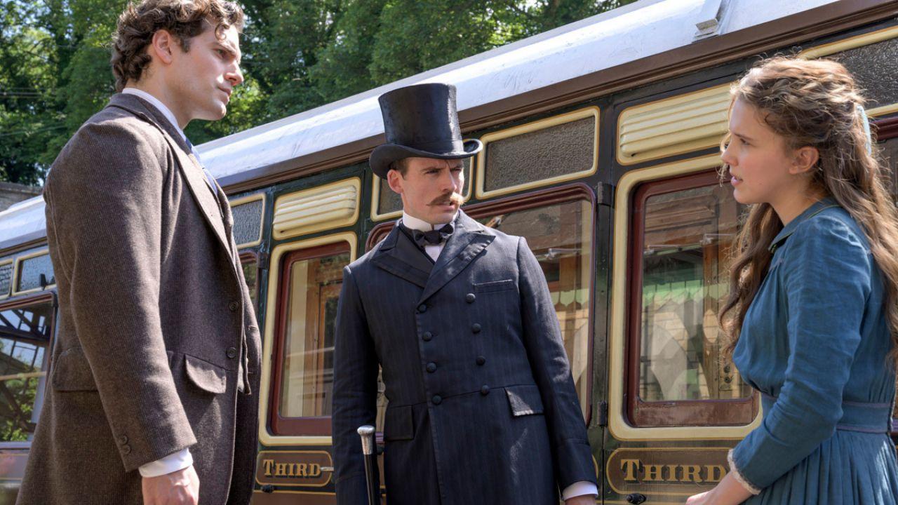 Enola Holmes, Sam Claflin pronto al sequel: 'Voglio sfoggiare i baffi di Mycroft di nuovo'