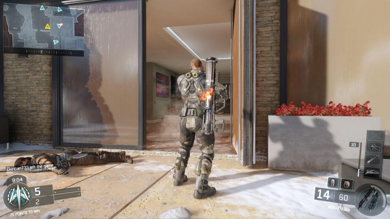 Enorme successo su PS4 per la beta di Call of Duty Black Ops 3