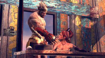 Ensalved: Ninja Theory aveva previsto una modalità multiplayer e maggiori DLC