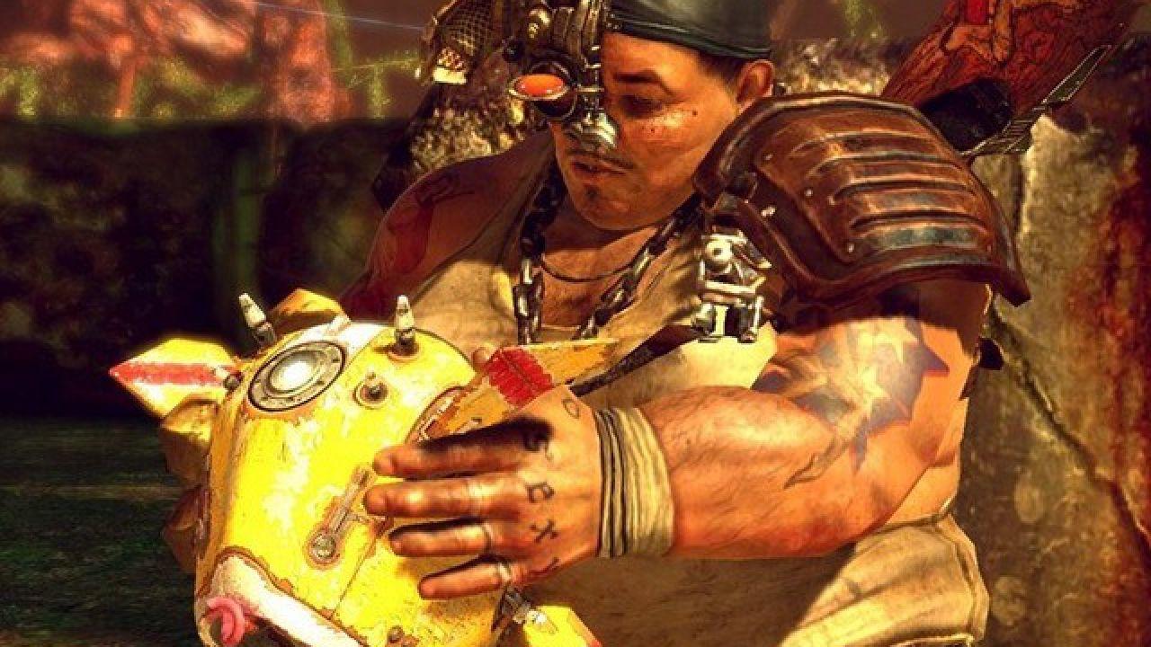 Enslaved, disponibile la demo per PlayStation 3