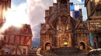 Epic Citadel, tech demo per Unreal Engine, ora su web browser senza flash
