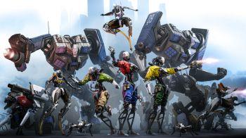 Epic Games annuncia Robo Recall per Oculus Rift