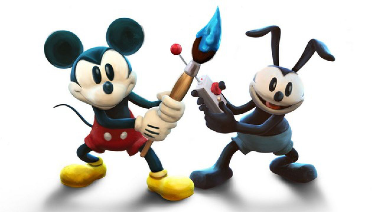 Epic Mickey 2 su PS Vita a Giugno con nuove feature