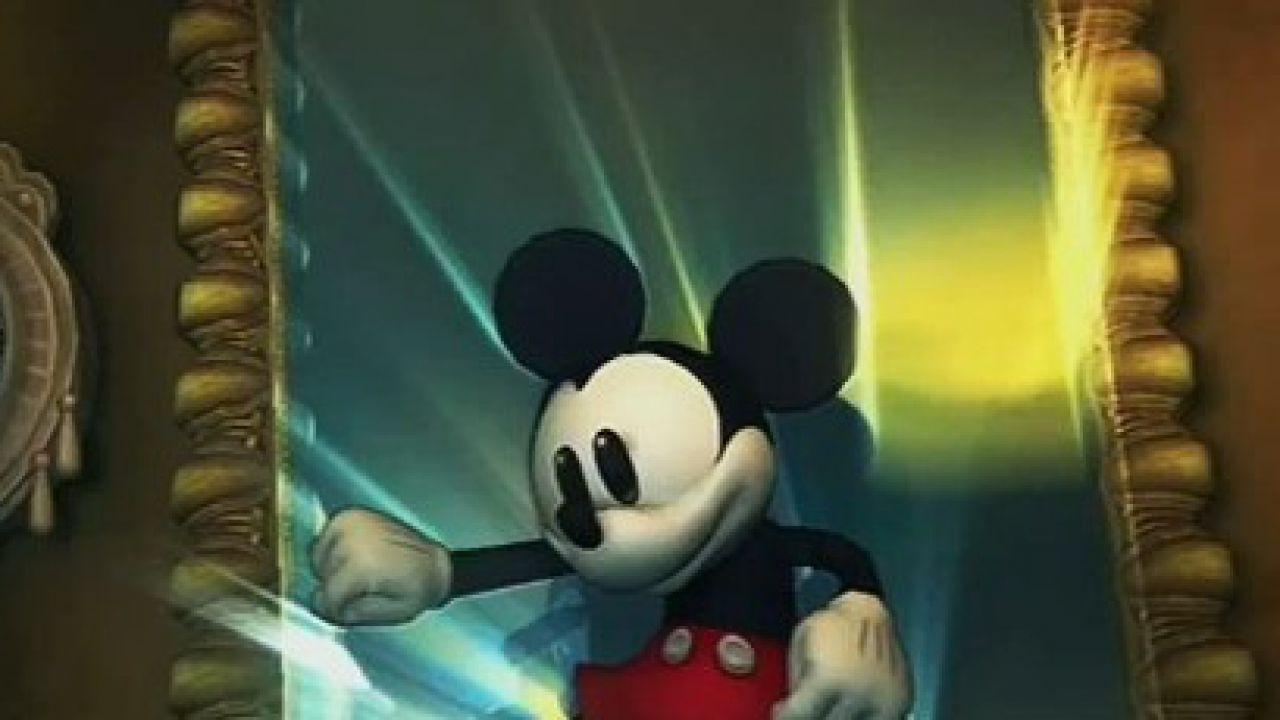 Epic Mickey arriva su iPad con l'applicazione DigiComic!
