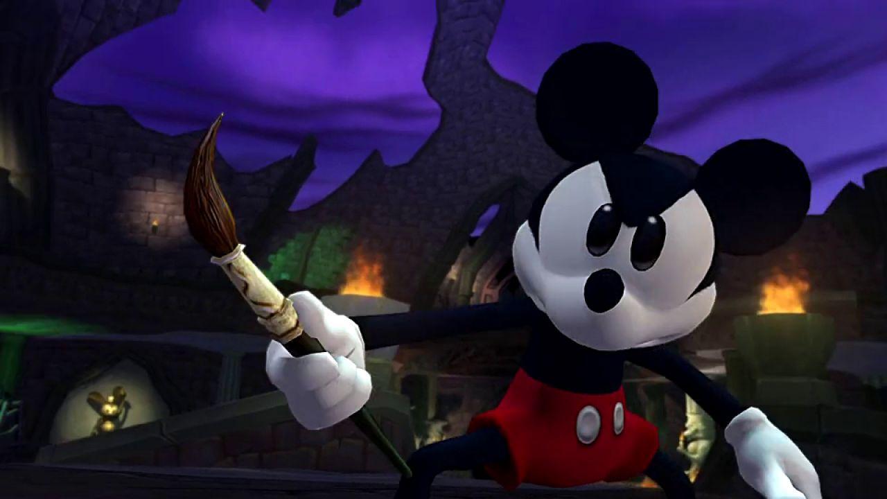 Epic Mickey, Nintendo lo distribuirà in giappone in Agosto