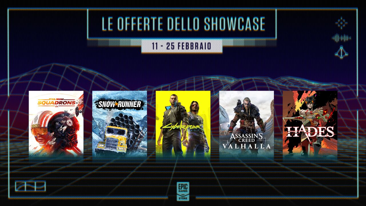 Epic Store: Cyberpunk 2077 e Red Dead Redemption 2 tra i giochi in offerta