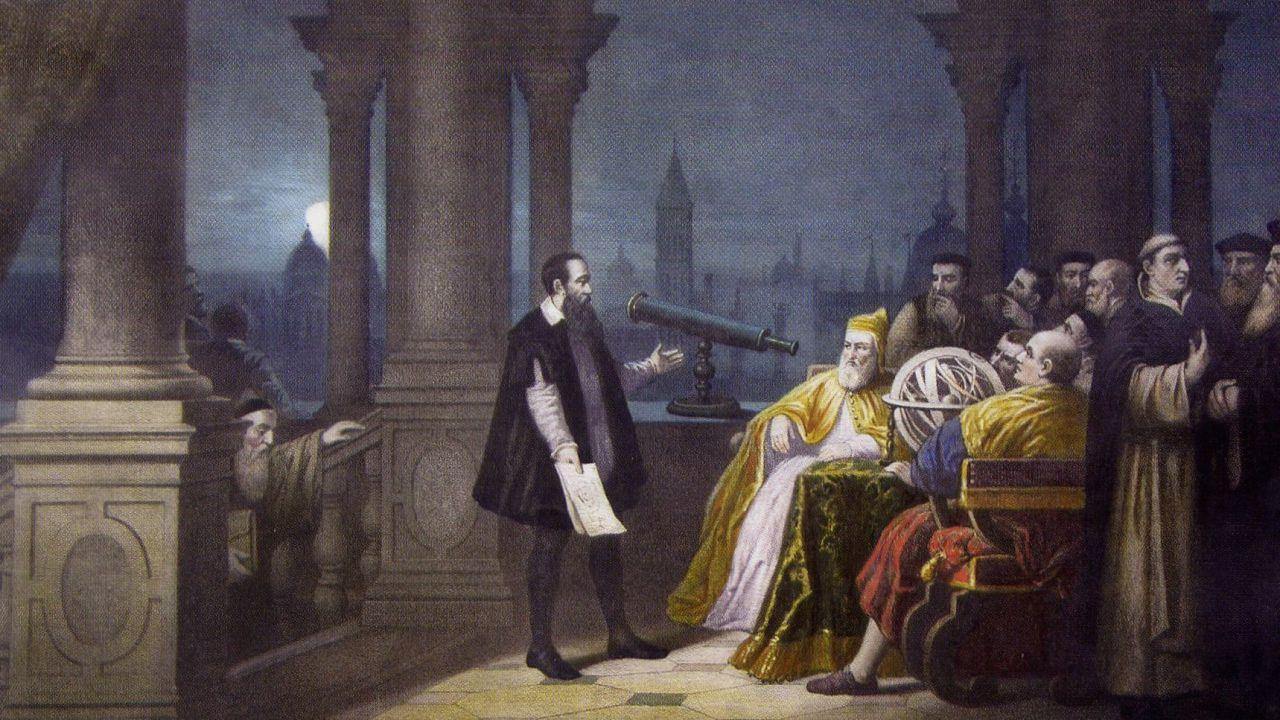 Esattamente 411 anni fa Galileo Galilei rivoluzionava il mondo dell'astronomia