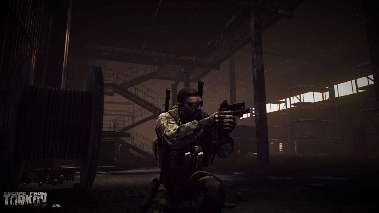 Escape from Tarkov: diamo uno sguardo alle interfacce di gioco