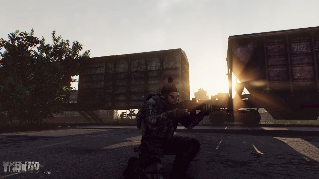 Escape from Tarkov: pubblicati diversi screenshot dell'alpha