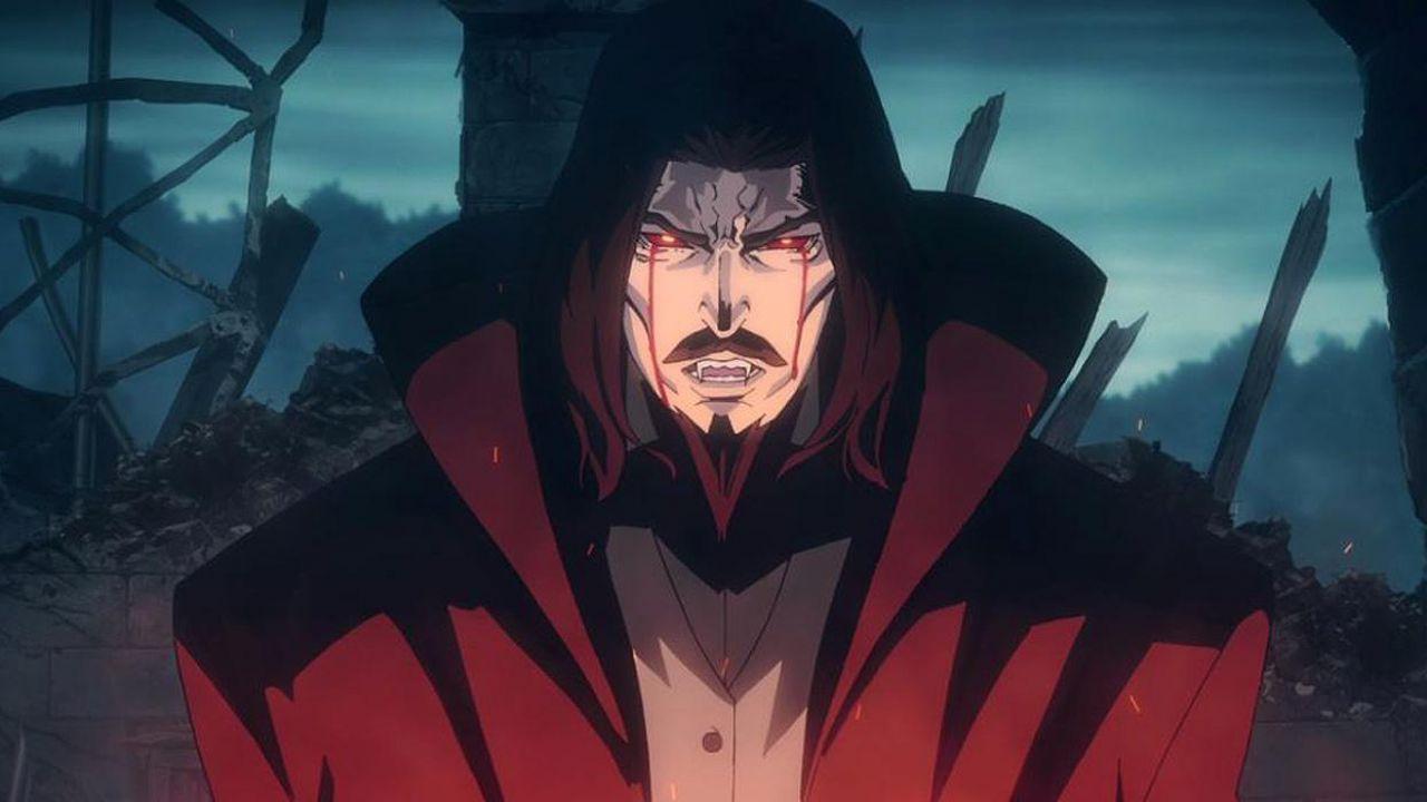 Esce oggi su Netflix la terza stagione dell'anime di Castlevania
