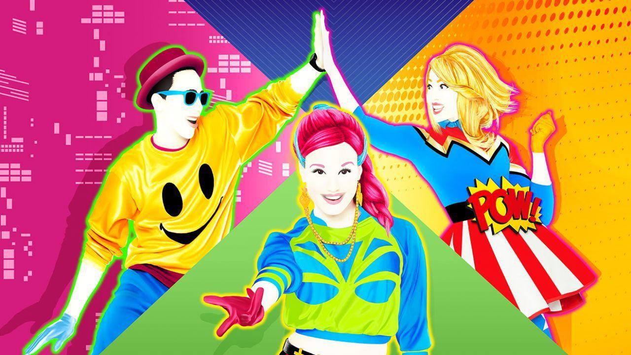 Esibizioni di Just Dance, Rock Band e Guitar Hero sul palco dello stand Everyeye a Lucca Comics 2015